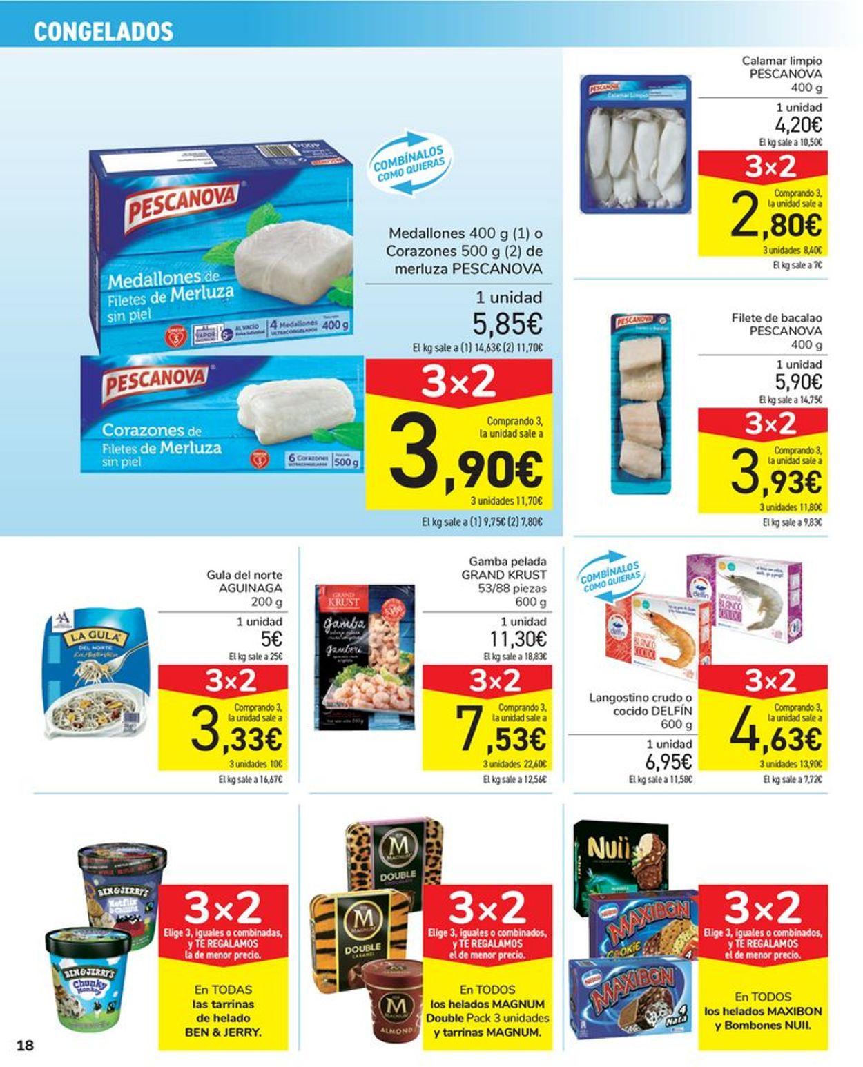 Carrefour Folleto - 27.10-10.11.2020 (Página 18)
