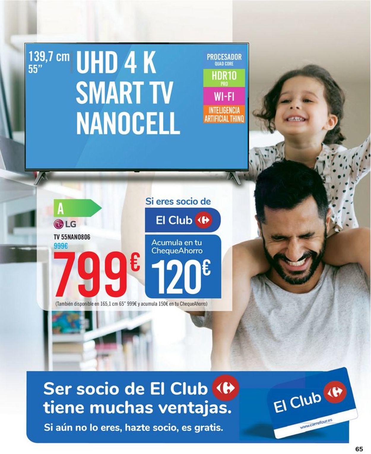 Carrefour Folleto - 27.10-10.11.2020 (Página 65)