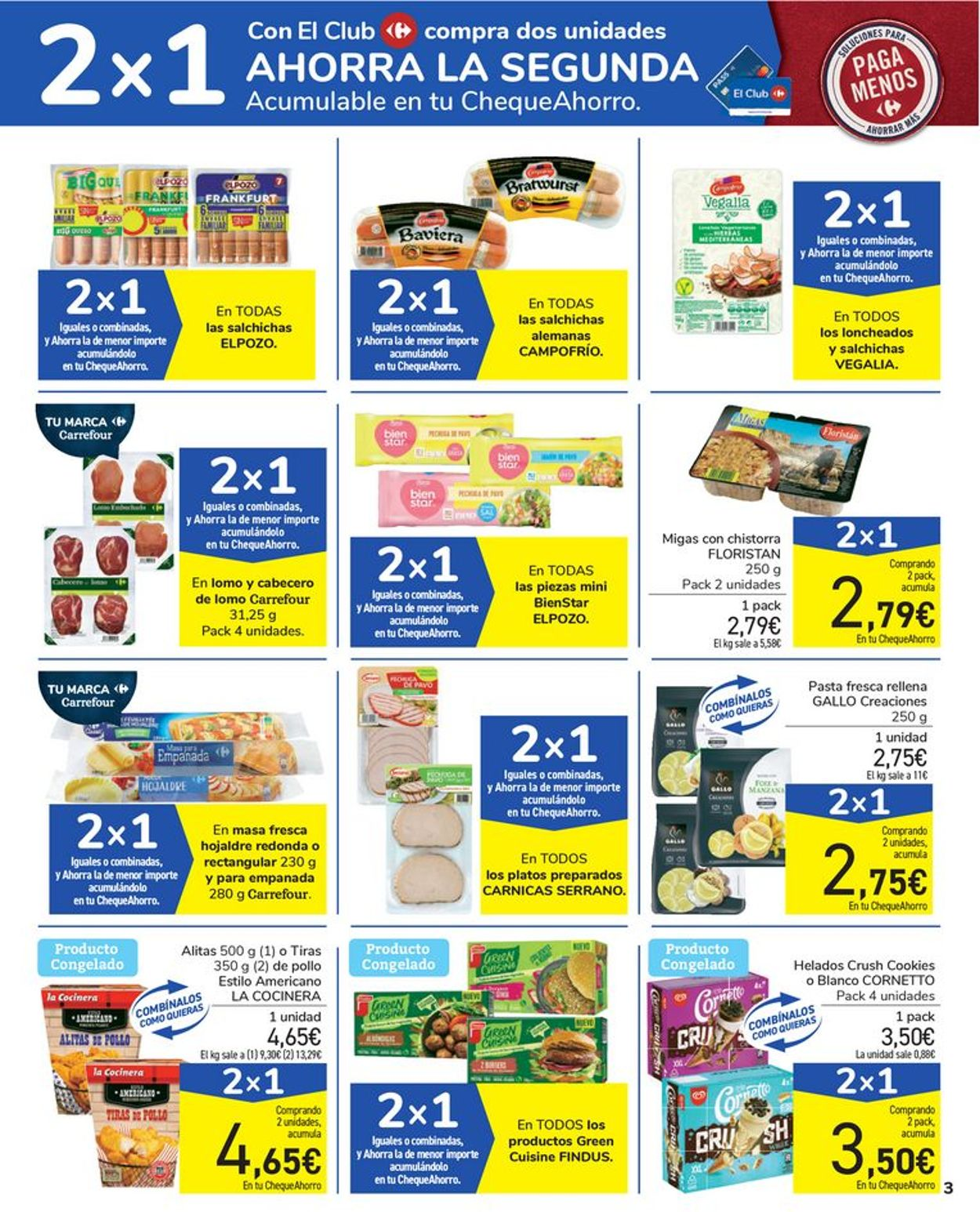 Carrefour Folleto - 27.10-10.11.2020 (Página 3)