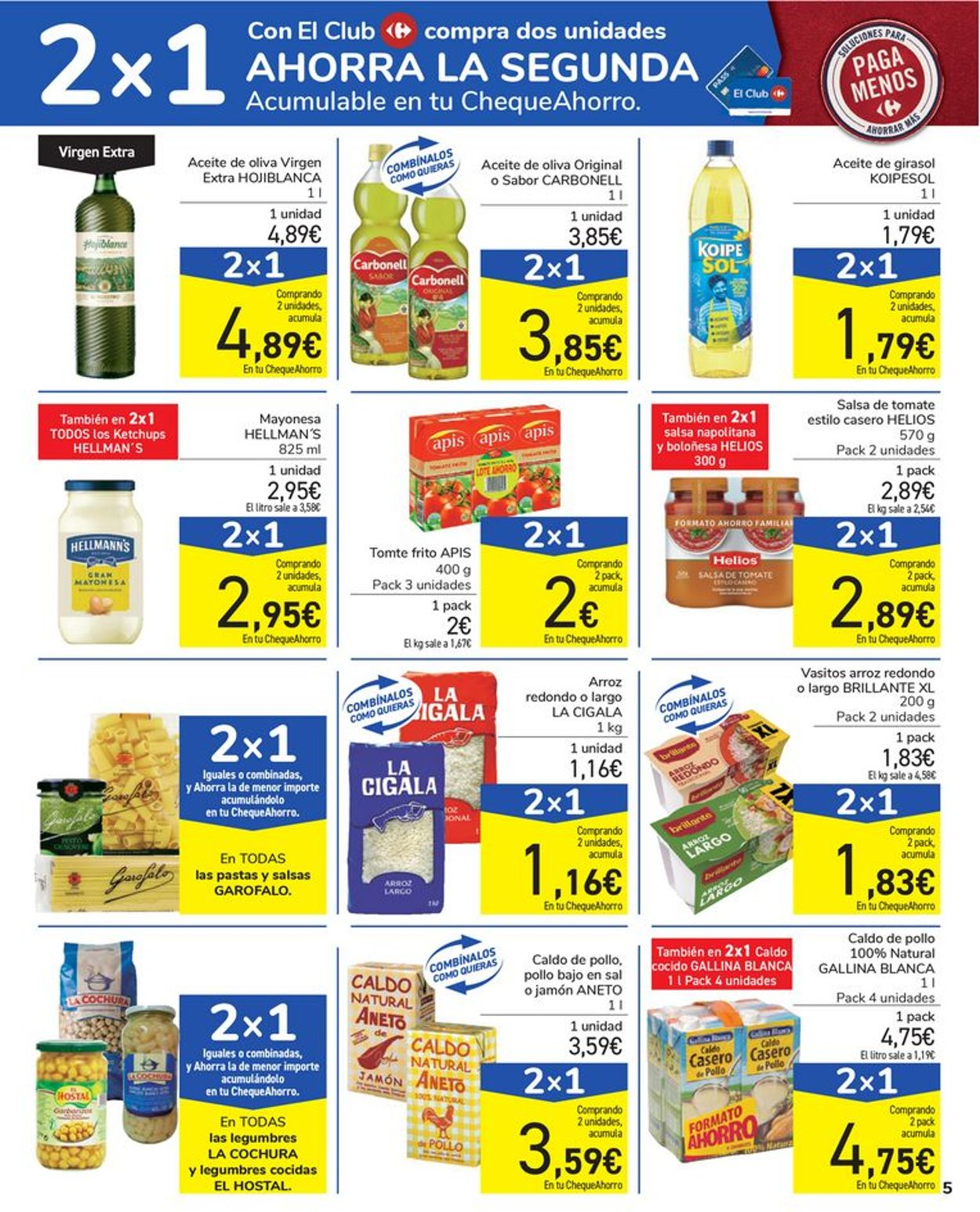 Carrefour Folleto - 27.10-10.11.2020 (Página 5)