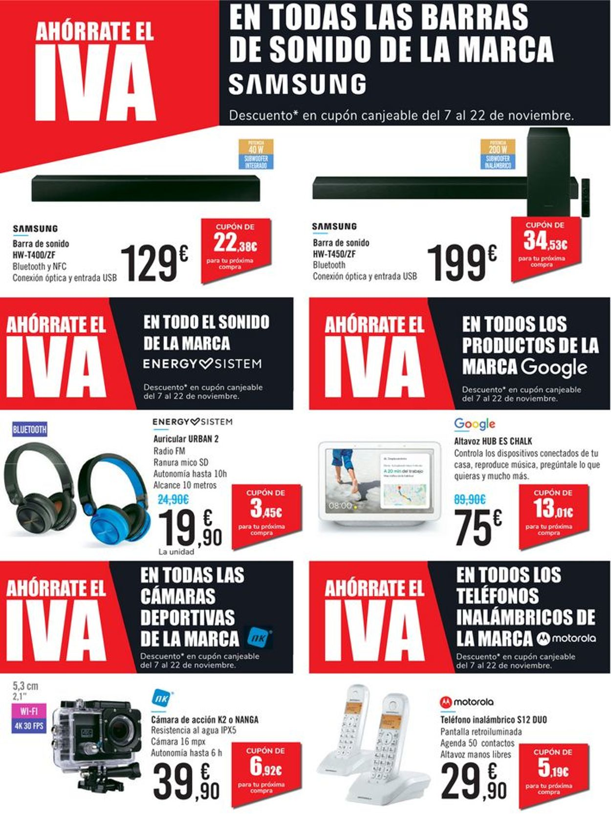 Carrefour Folleto - 30.10-06.11.2020 (Página 6)