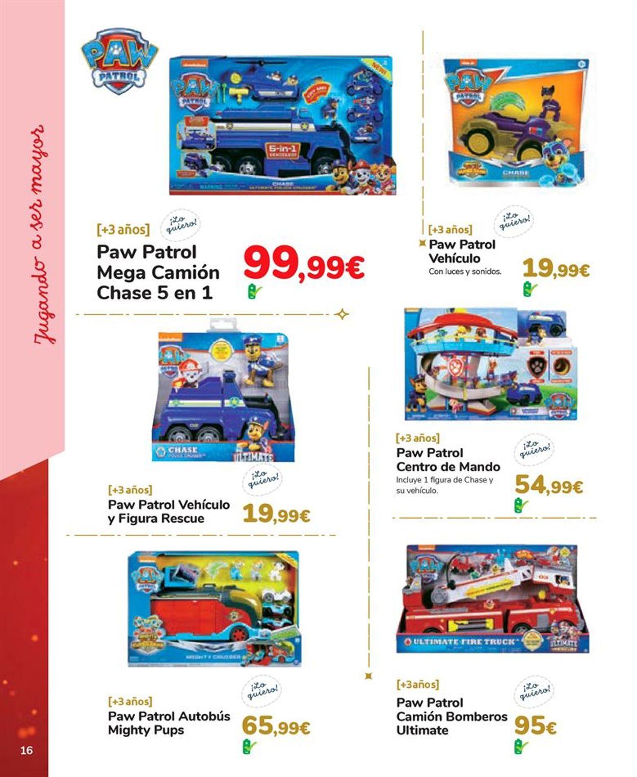 Carrefour Navidad 2020 Folleto - 05.11-24.12.2020 (Página 16)
