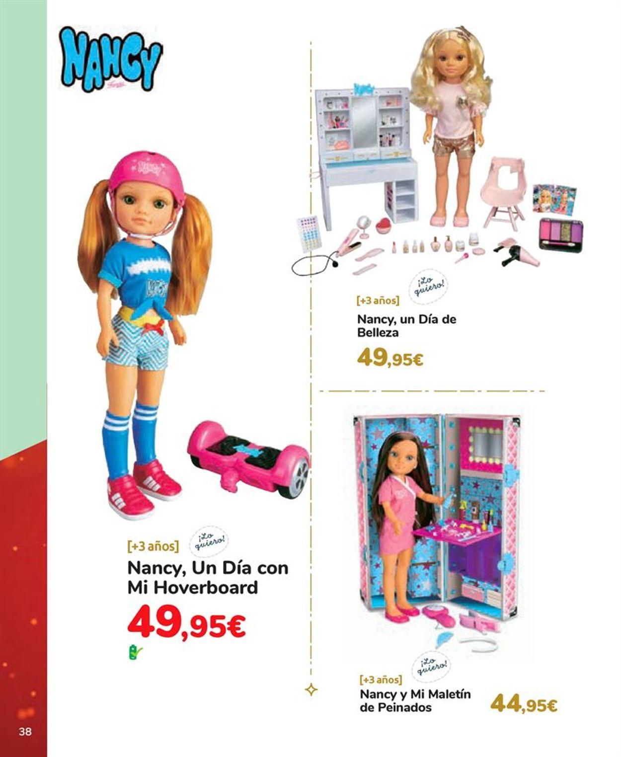 Carrefour Navidad 2020 Folleto - 05.11-24.12.2020 (Página 38)