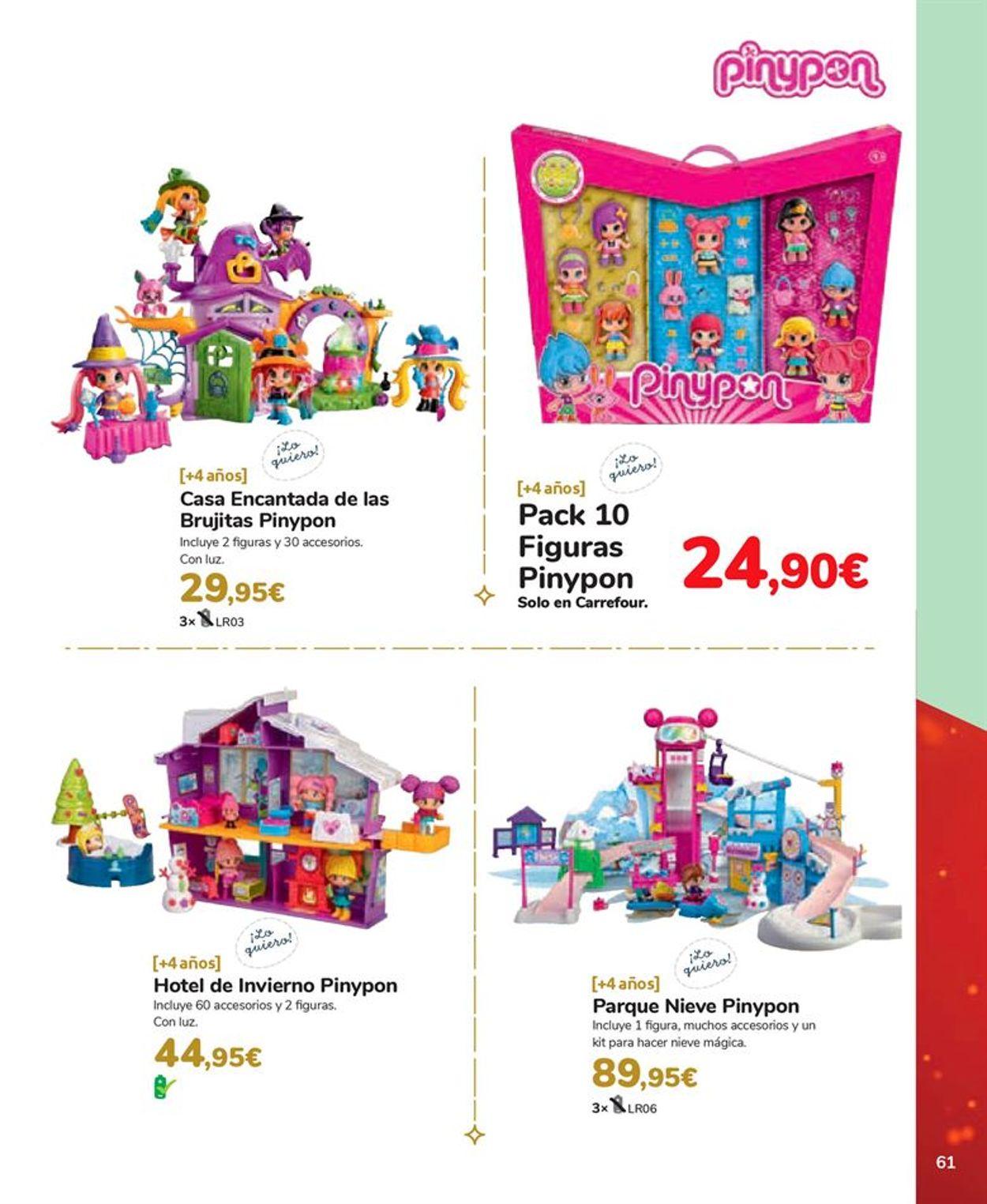 Carrefour Navidad 2020 Folleto - 05.11-24.12.2020 (Página 61)