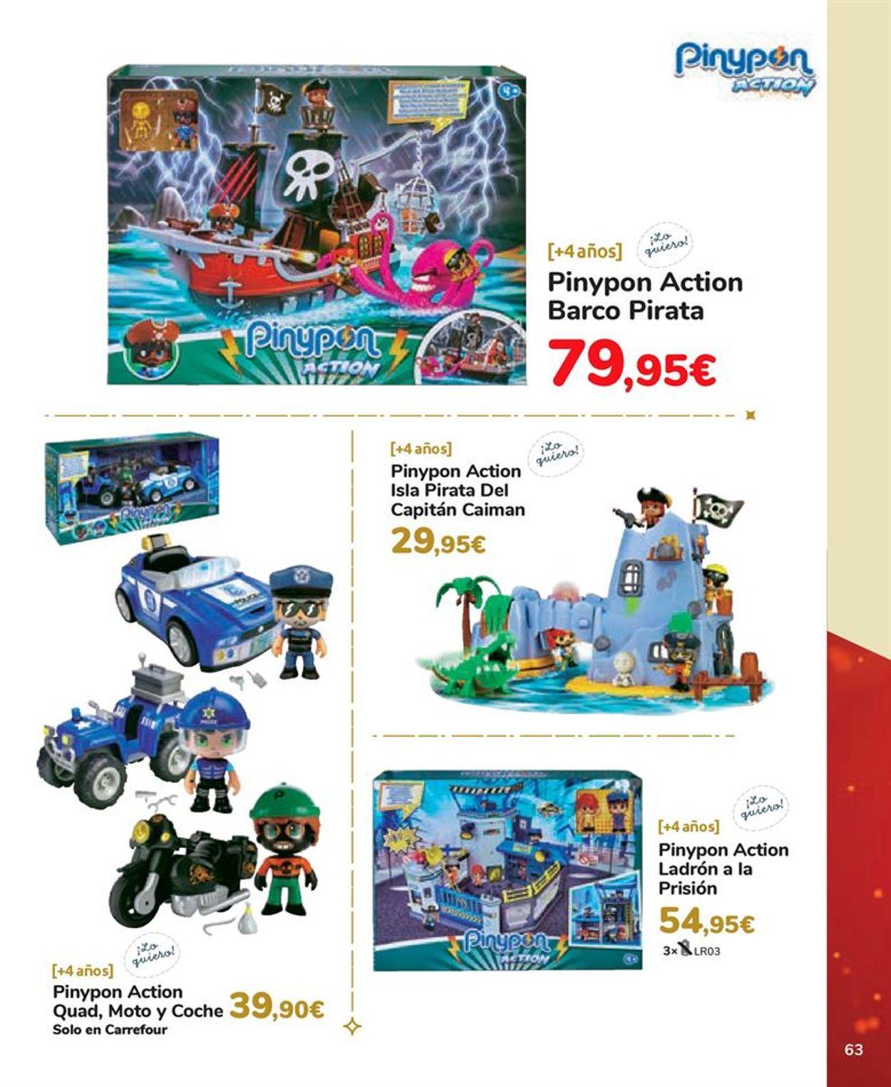Carrefour Navidad 2020 Folleto - 05.11-24.12.2020 (Página 63)