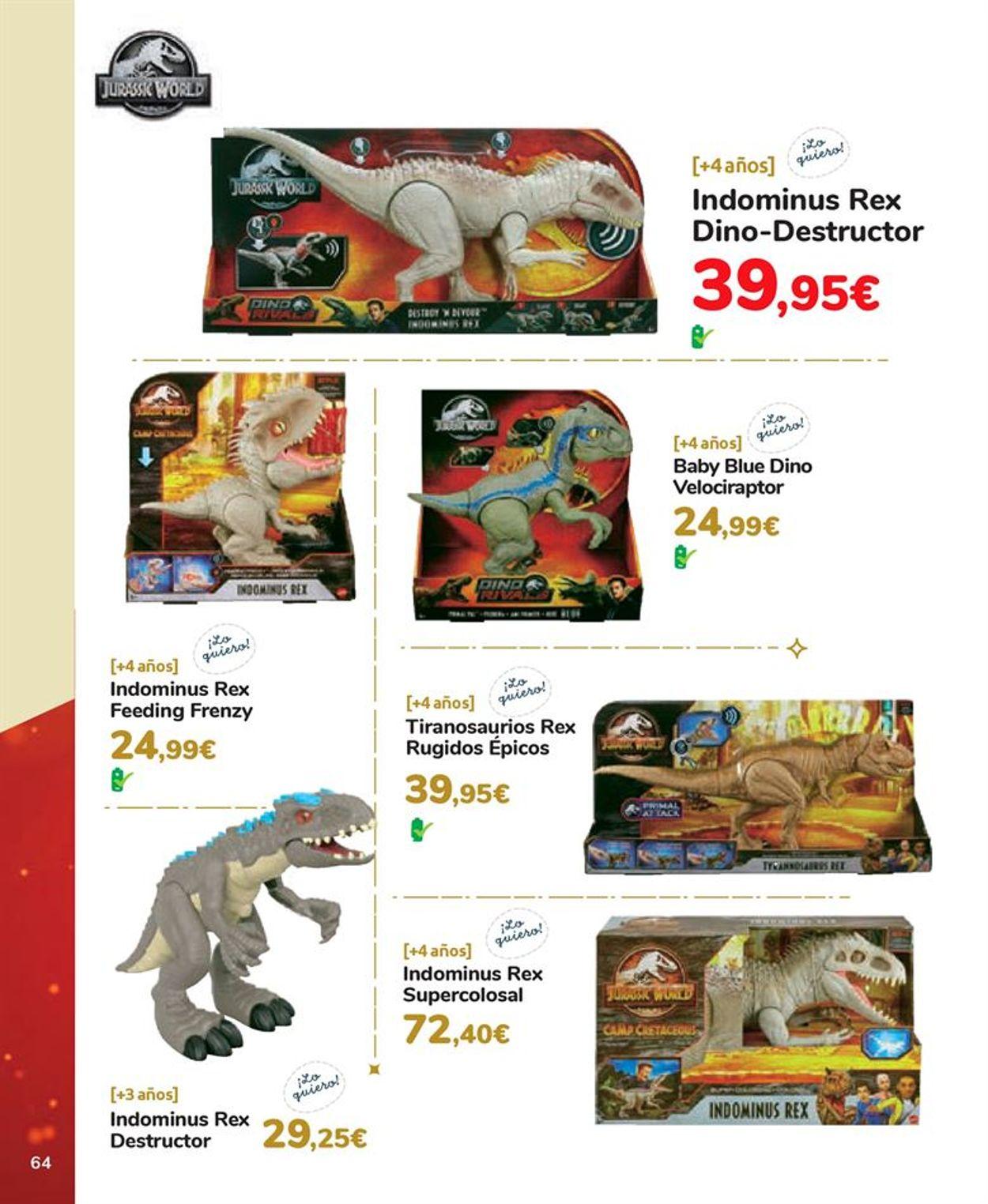 Carrefour Navidad 2020 Folleto - 05.11-24.12.2020 (Página 64)