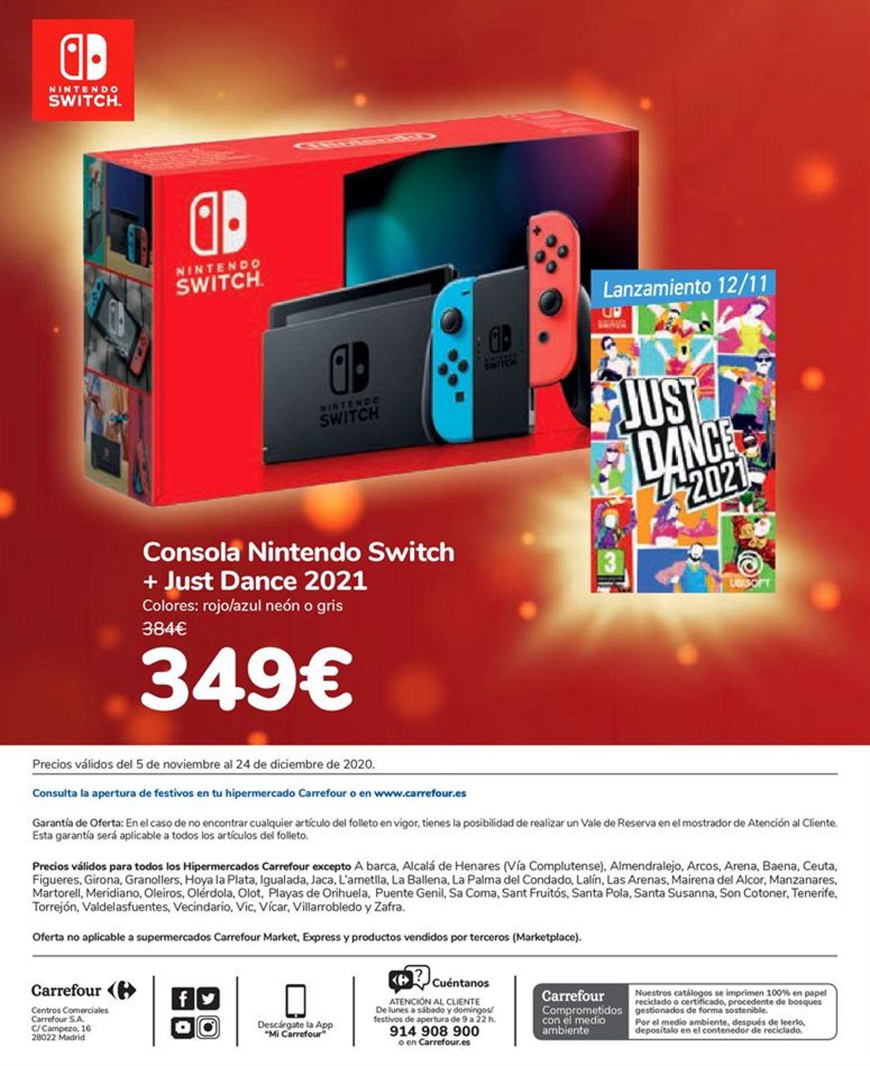 Carrefour Navidad 2020 Folleto - 05.11-24.12.2020 (Página 148)
