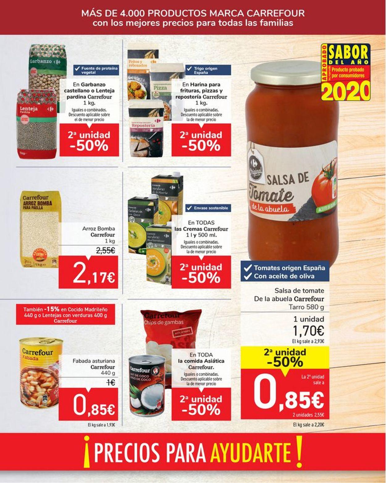 Carrefour Folleto - 06.11-18.11.2020 (Página 15)