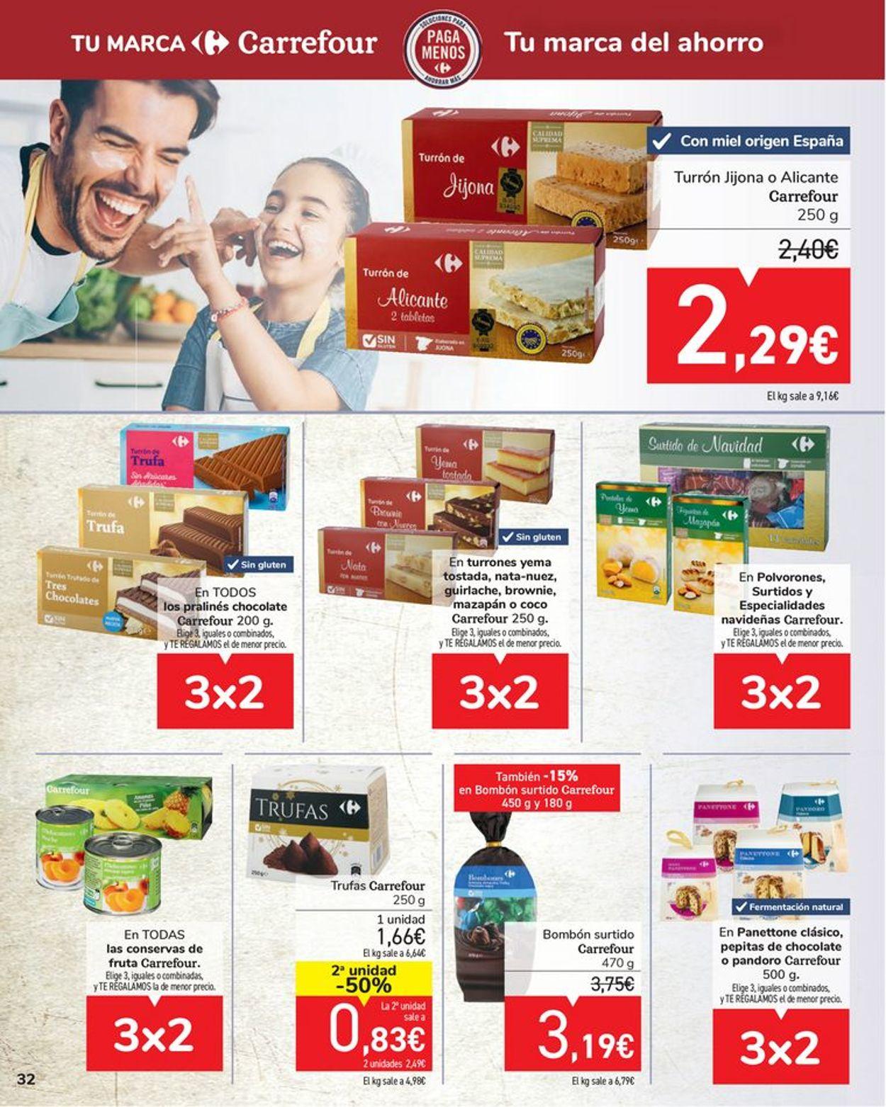 Carrefour Folleto - 06.11-18.11.2020 (Página 32)