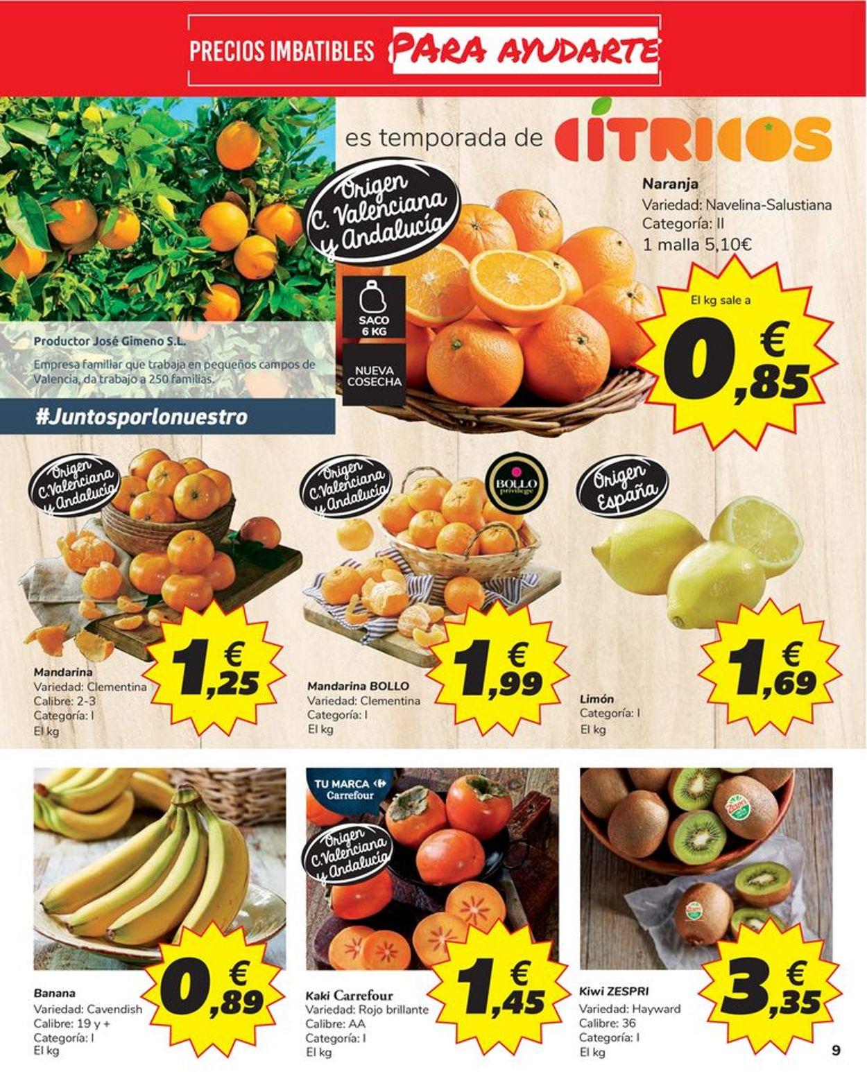 Carrefour Folleto - 11.11-23.11.2020 (Página 9)