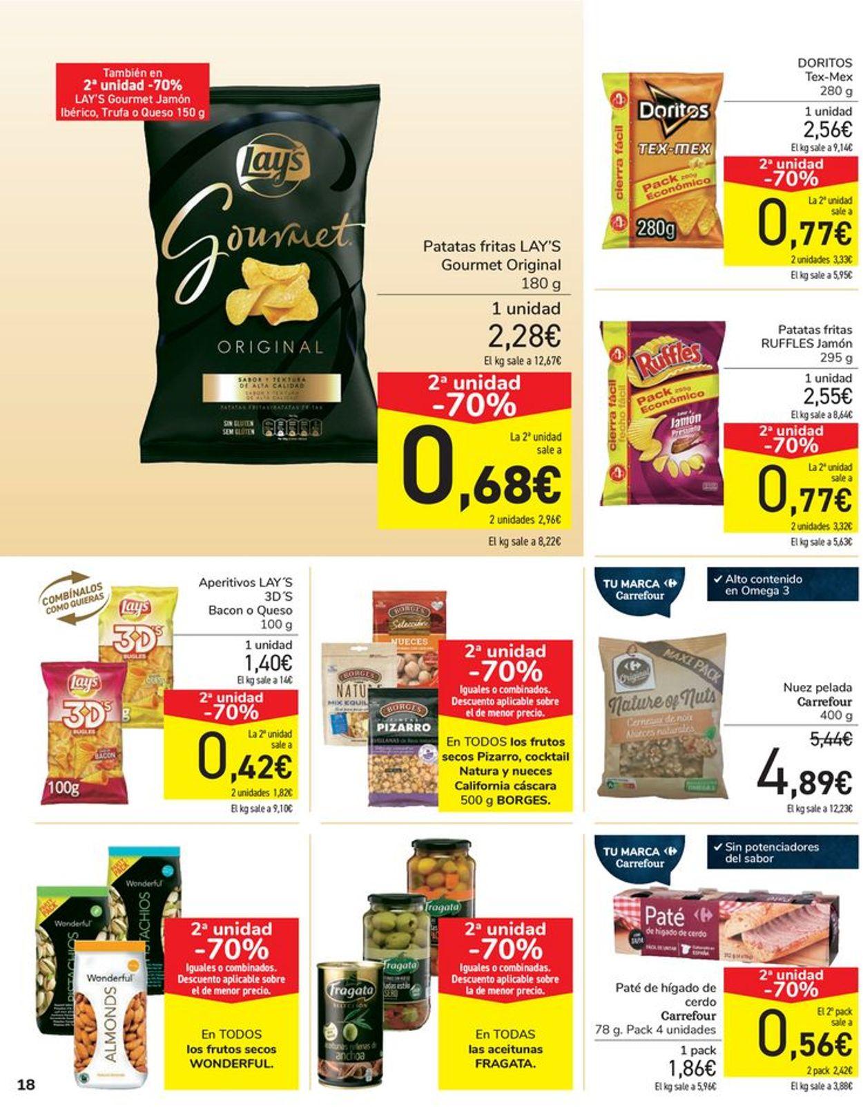 Carrefour Folleto - 11.11-23.11.2020 (Página 18)