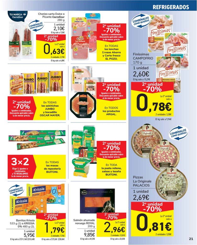 Carrefour Folleto - 11.11-23.11.2020 (Página 21)
