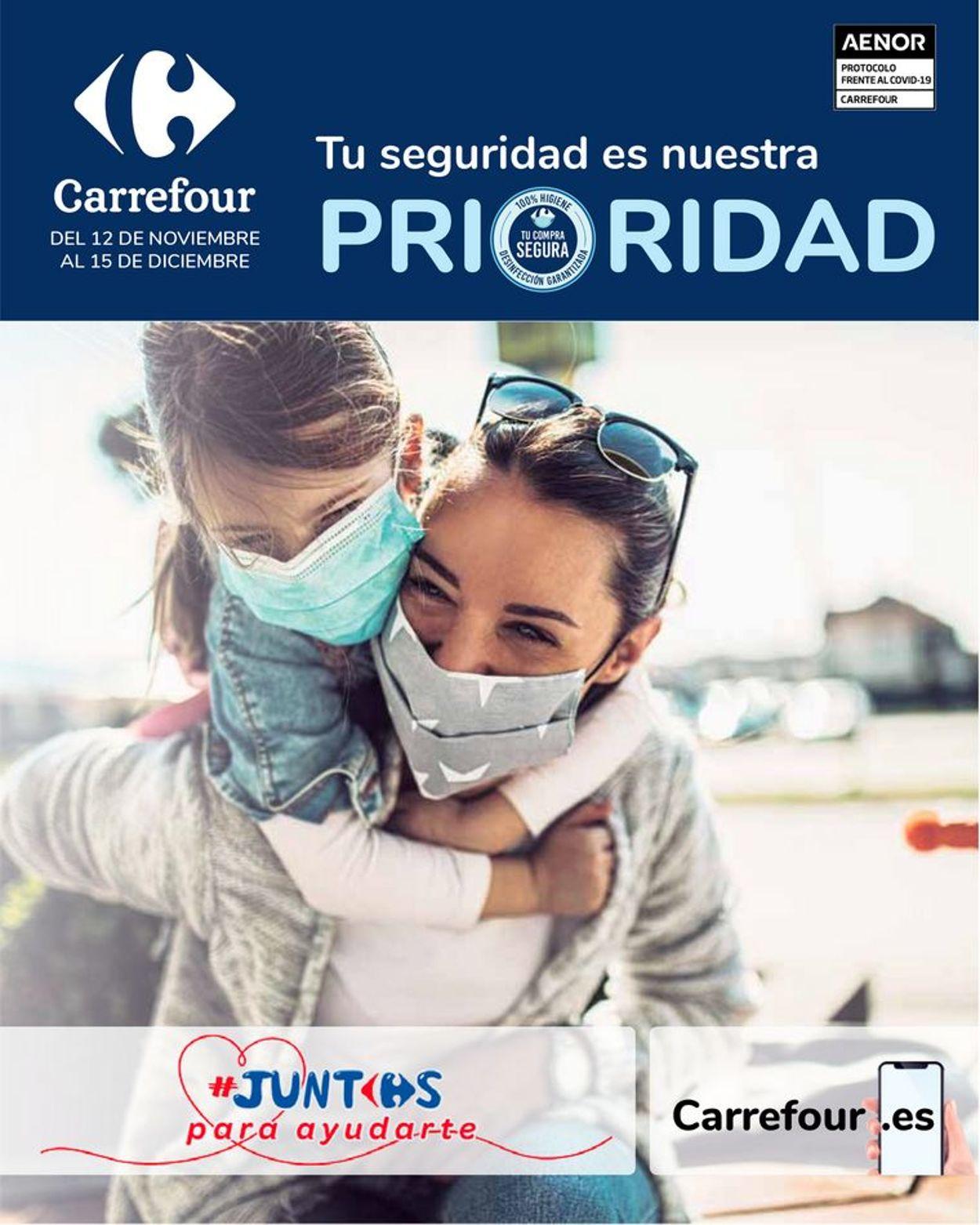 Carrefour Folleto - 12.11-15.12.2020