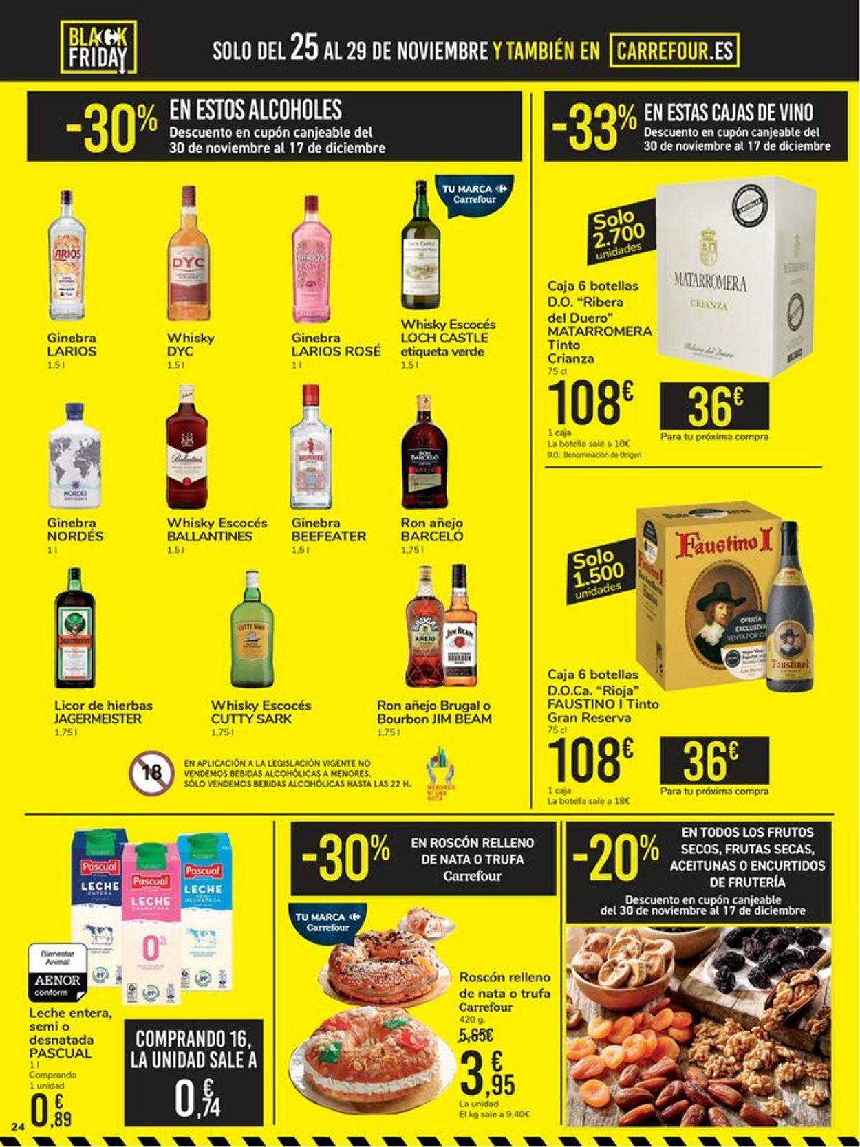 Carrefour Black Friday 2020 Folleto - 23.11-29.11.2020 (Página 24)