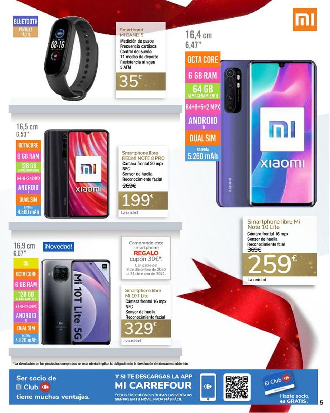Carrefour Navidad 2020 Folleto - 03.12-07.01.2021 (Página 5)