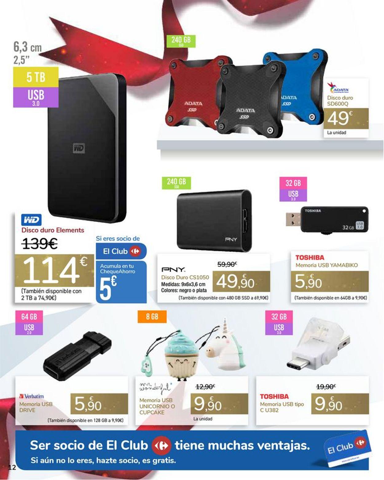 Carrefour Navidad 2020 Folleto - 03.12-07.01.2021 (Página 12)