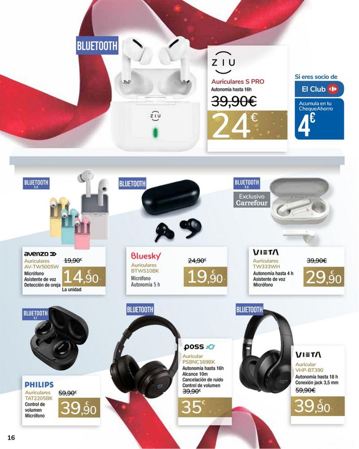 Carrefour Navidad 2020 Folleto - 03.12-07.01.2021 (Página 16)