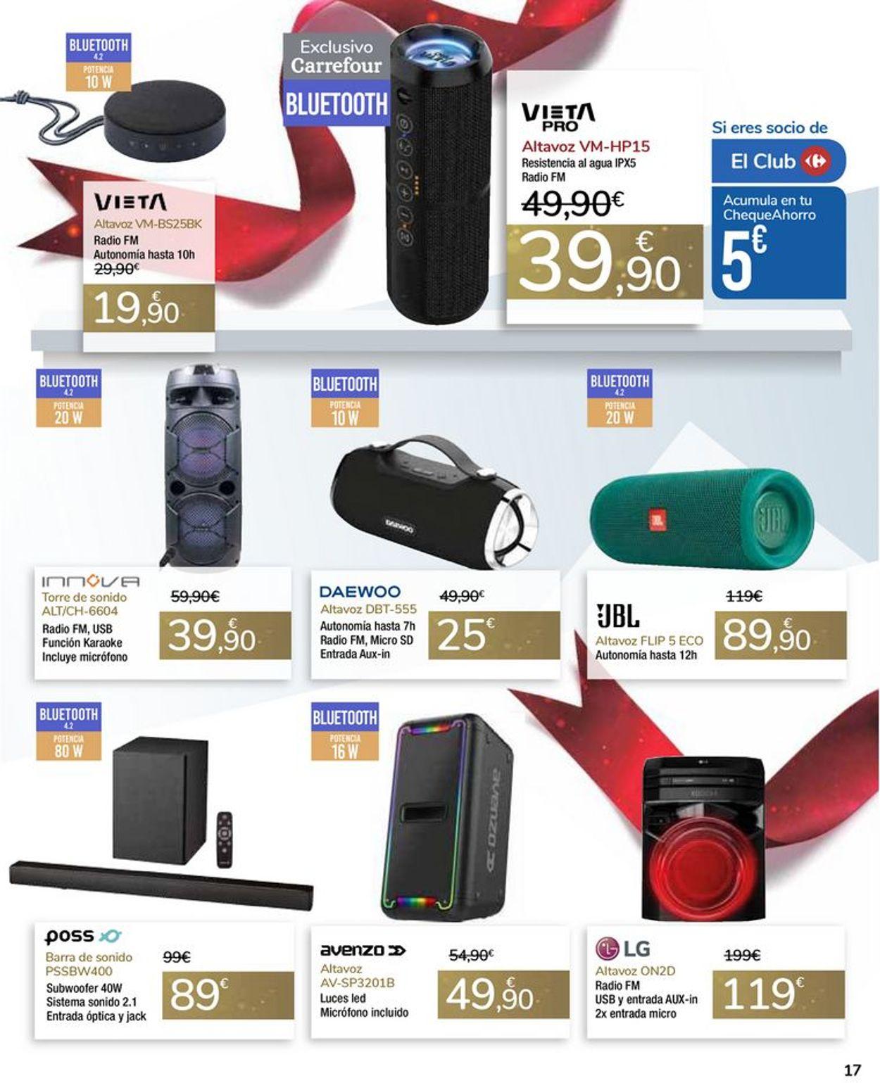 Carrefour Navidad 2020 Folleto - 03.12-07.01.2021 (Página 17)
