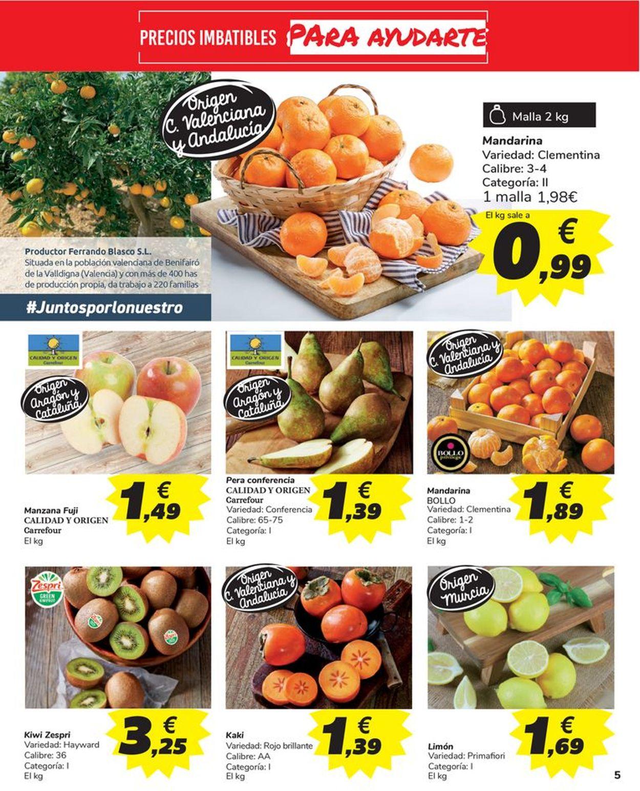 Carrefour Folleto - 04.12-14.12.2020 (Página 5)