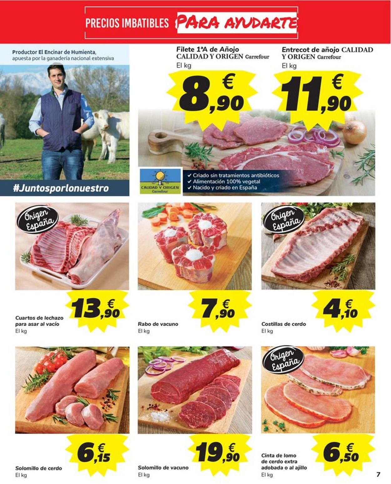 Carrefour Folleto - 04.12-14.12.2020 (Página 7)