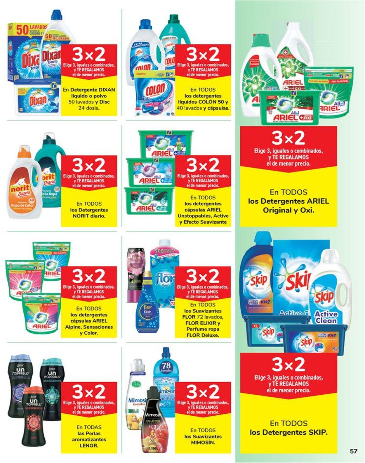 Carrefour Folleto - 04.12-14.12.2020 (Página 57)