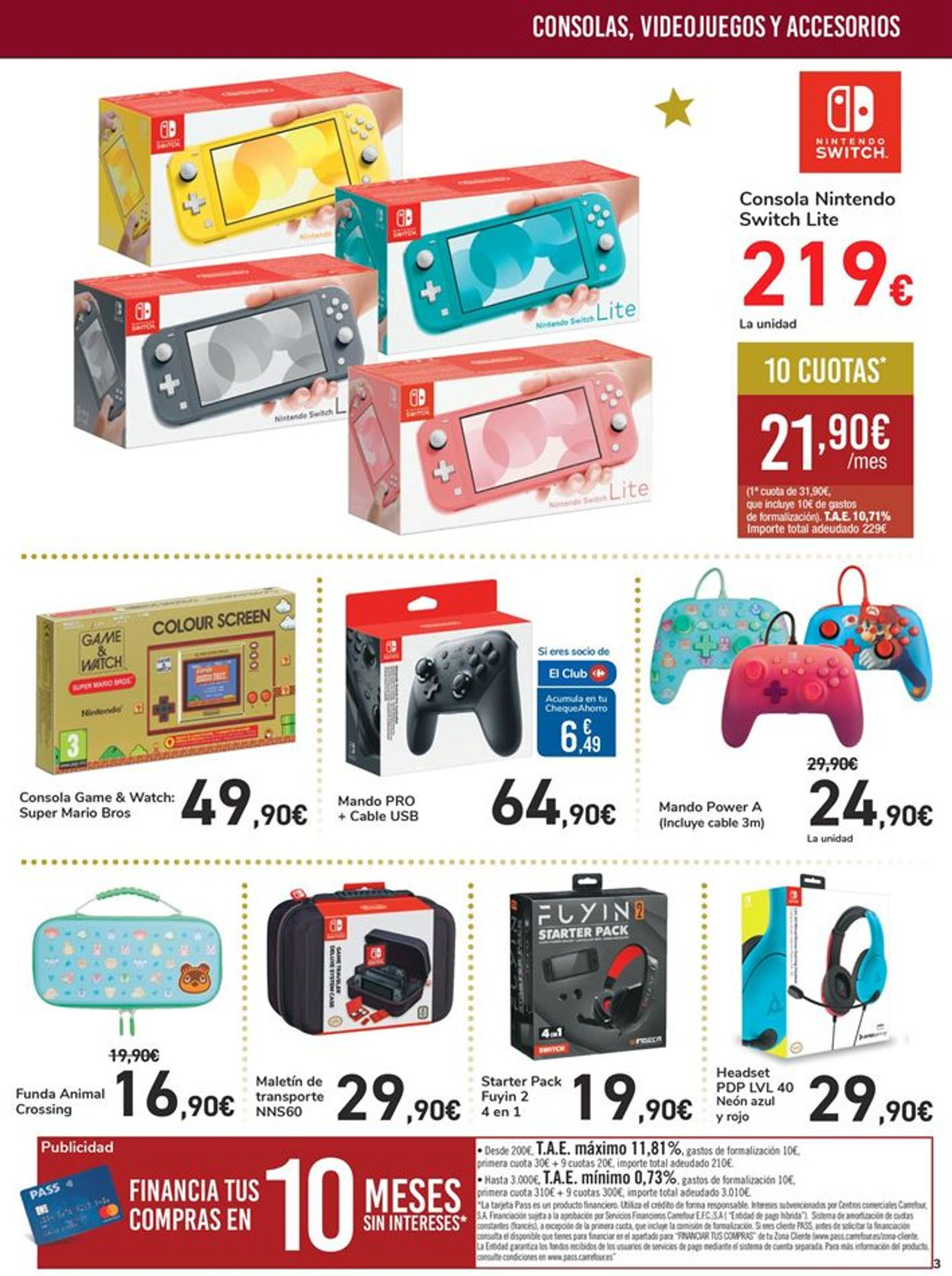 Carrefour Folleto - 10.12-24.12.2020 (Página 3)