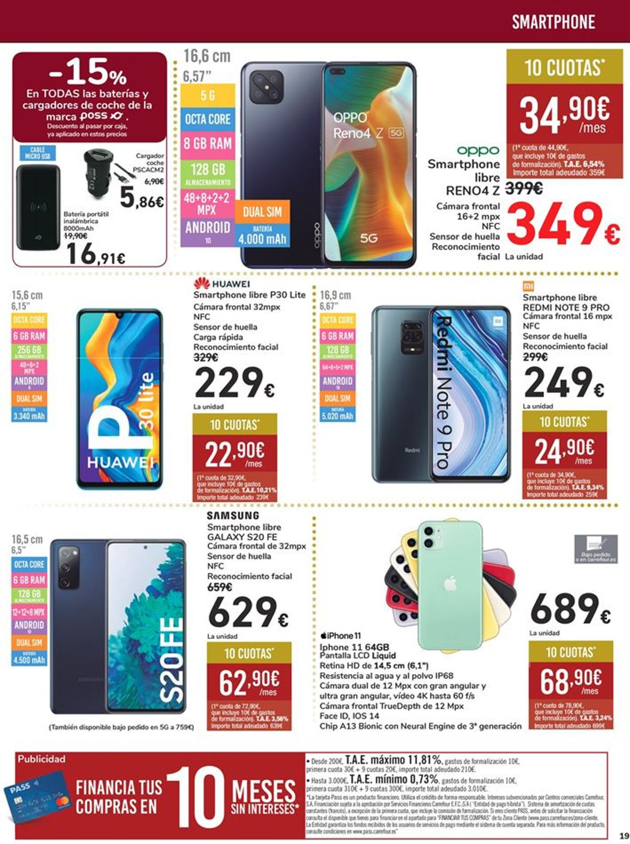 Carrefour Folleto - 10.12-24.12.2020 (Página 19)