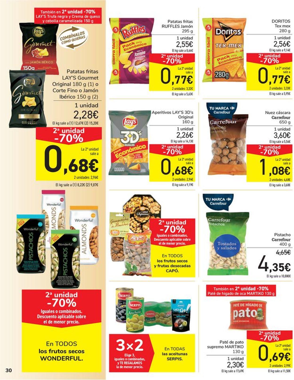 Carrefour Más Navidad 2020 Folleto - 15.12-31.12.2020 (Página 30)