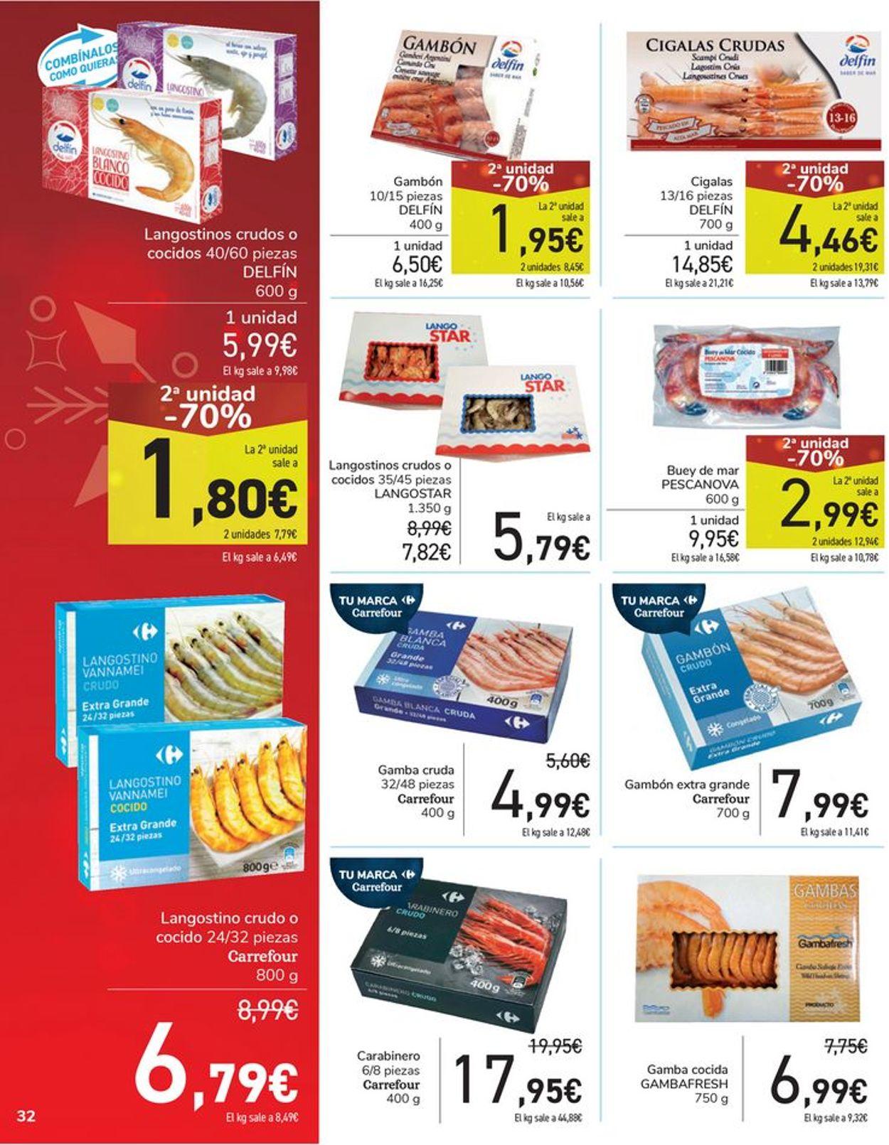 Carrefour Más Navidad 2020 Folleto - 15.12-31.12.2020 (Página 32)