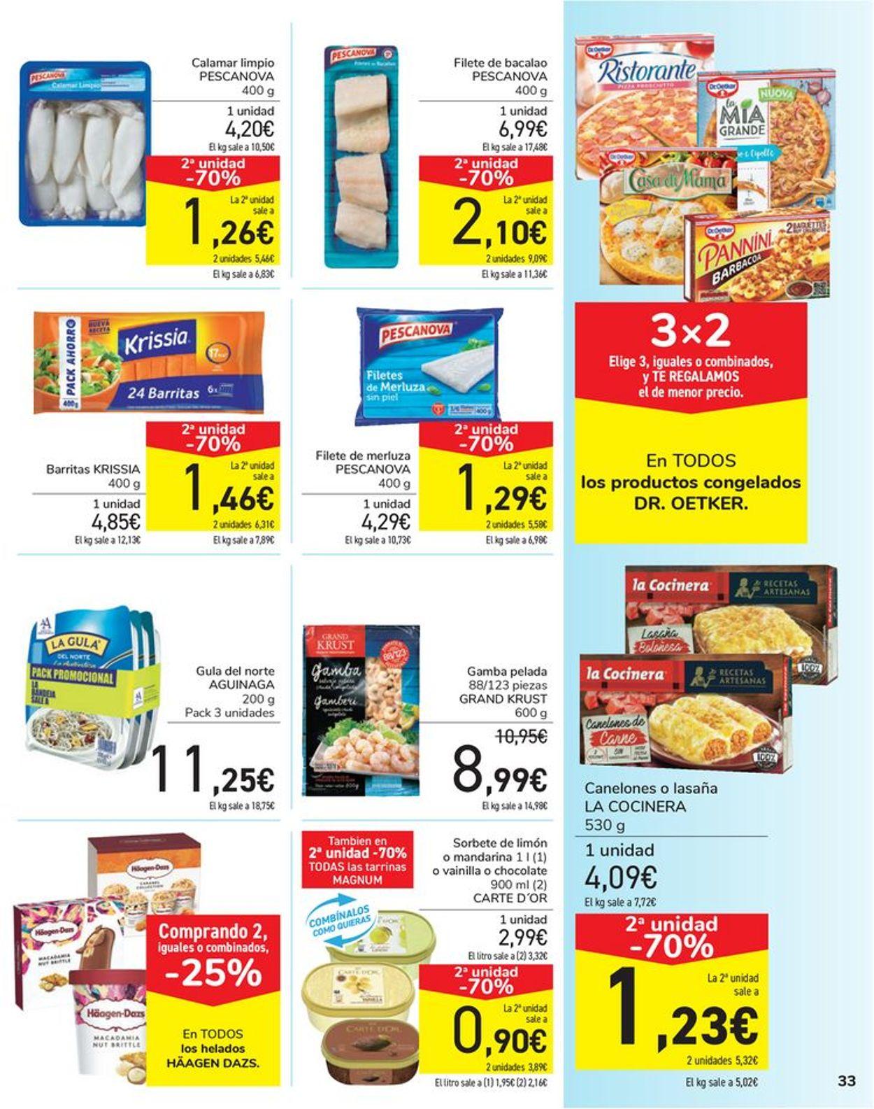 Carrefour Más Navidad 2020 Folleto - 15.12-31.12.2020 (Página 33)