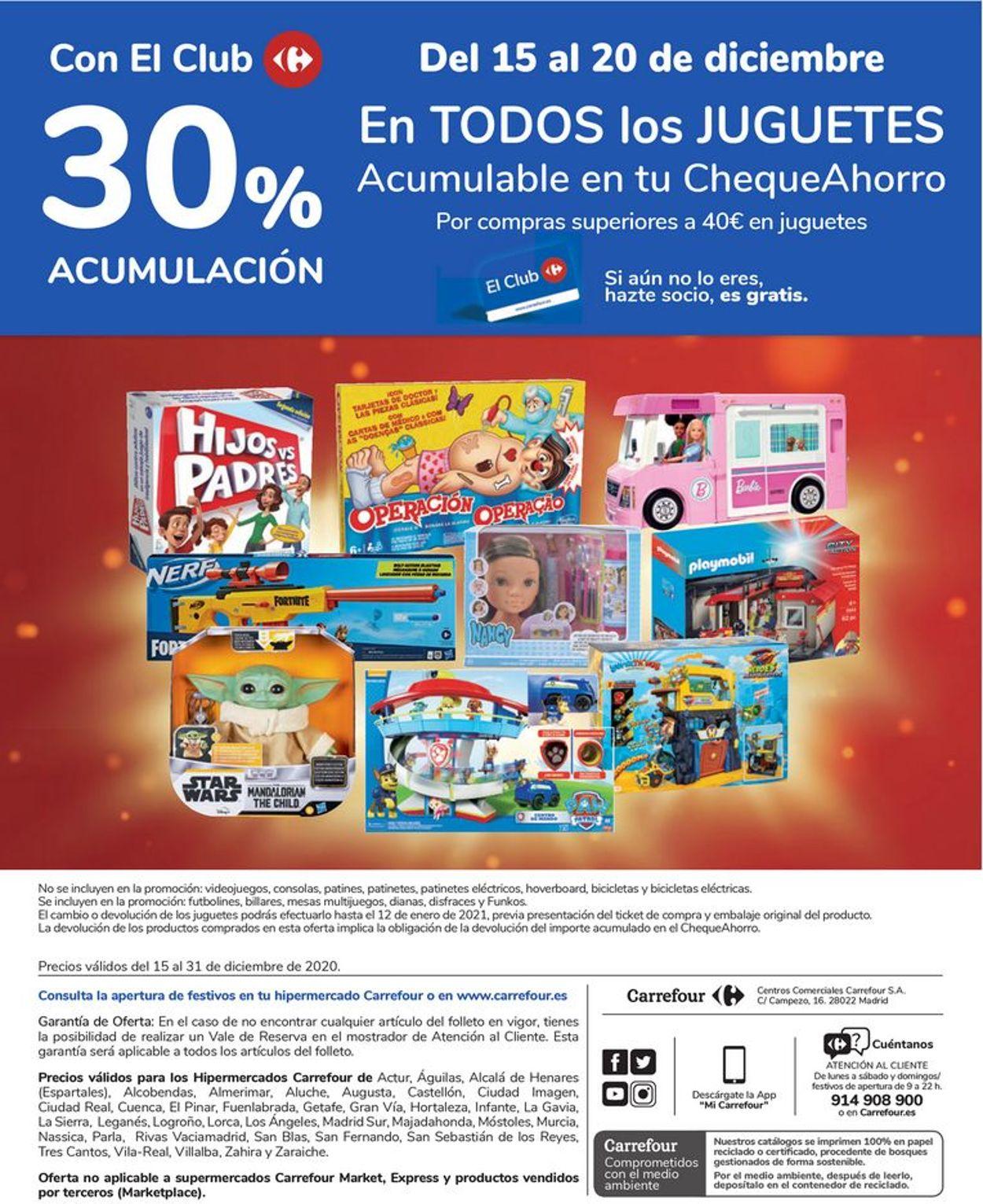 Carrefour Más Navidad 2020 Folleto - 15.12-31.12.2020 (Página 80)