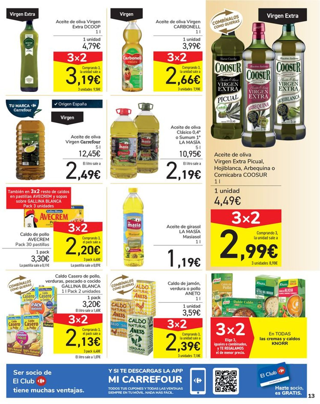 Carrefour Folleto - 02.01-14.01.2021 (Página 13)