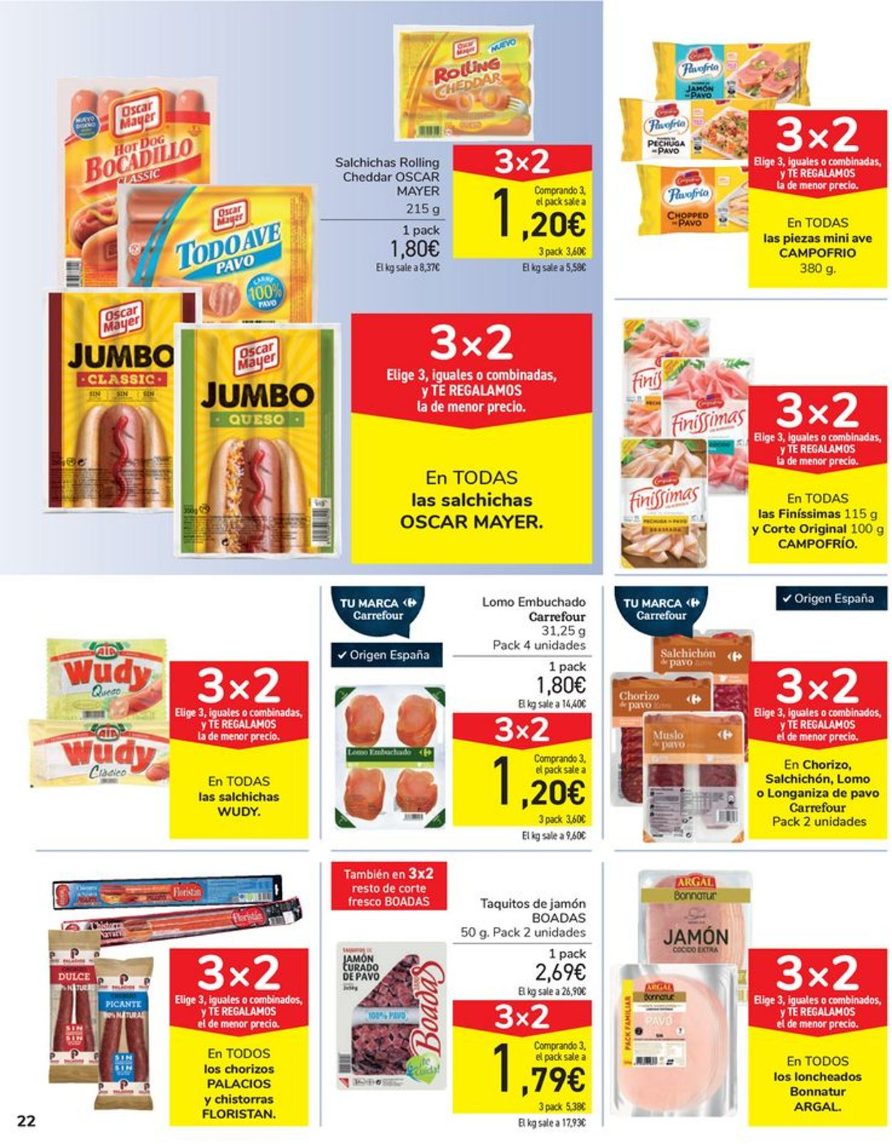 Carrefour Folleto - 02.01-14.01.2021 (Página 22)