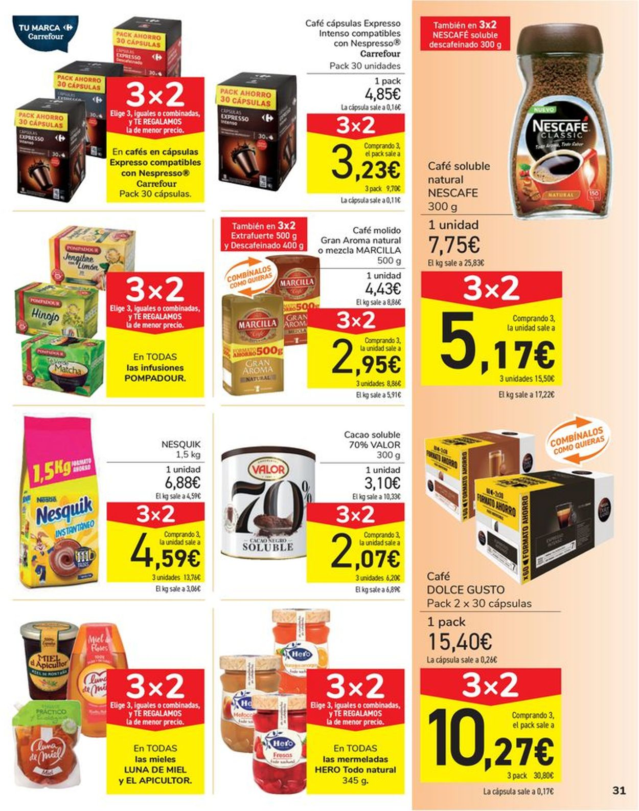 Carrefour Folleto - 02.01-14.01.2021 (Página 31)