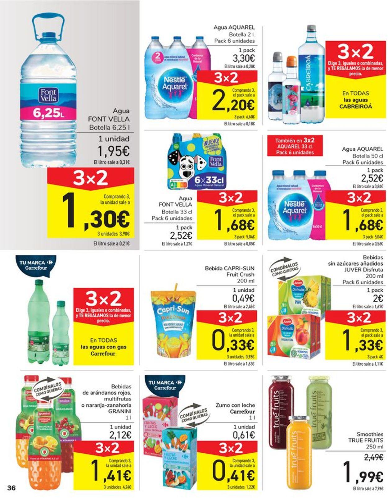 Carrefour Folleto - 02.01-14.01.2021 (Página 36)