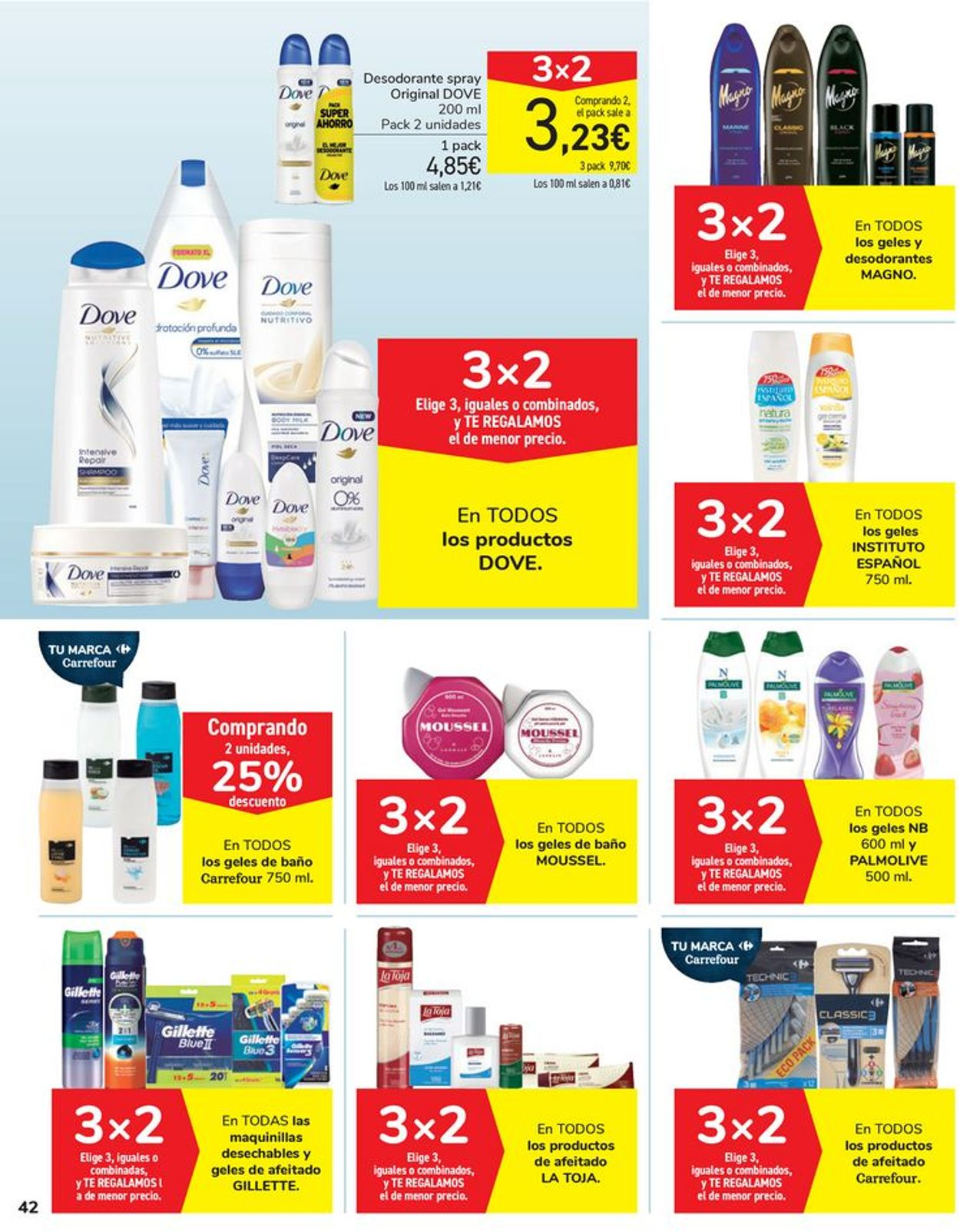 Carrefour Folleto - 02.01-14.01.2021 (Página 42)