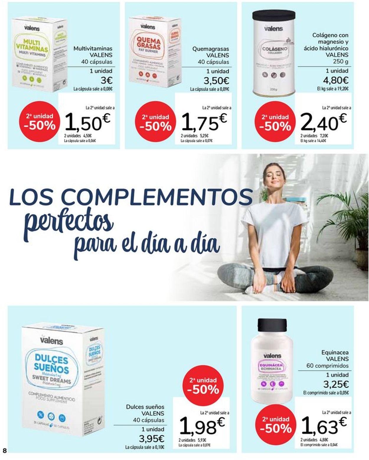 Carrefour Tu Seguridad Es Nuestra Prioridad 2021 Folleto - 07.01-02.02.2021 (Página 8)