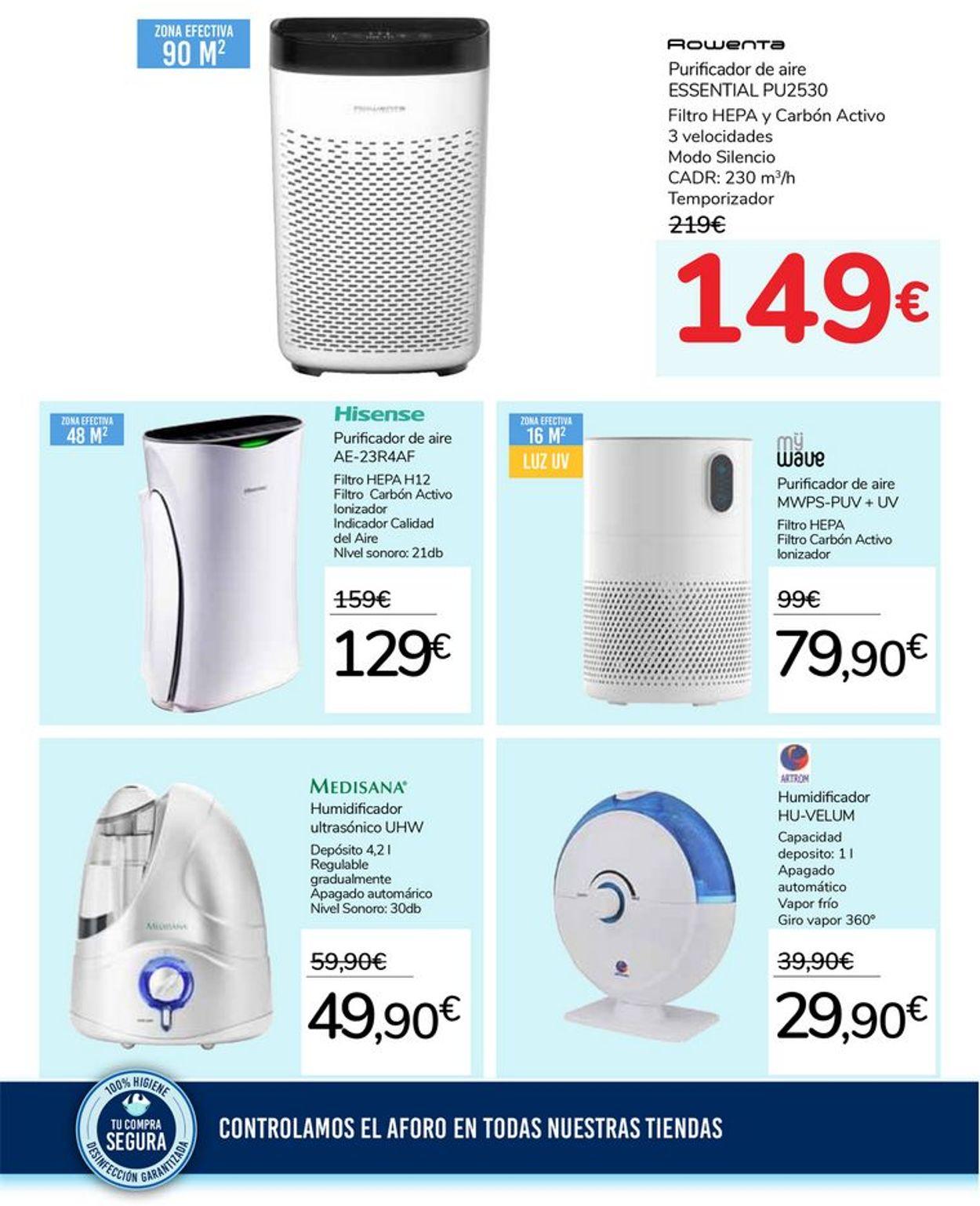 Carrefour Tu Seguridad Es Nuestra Prioridad 2021 Folleto - 07.01-02.02.2021 (Página 13)