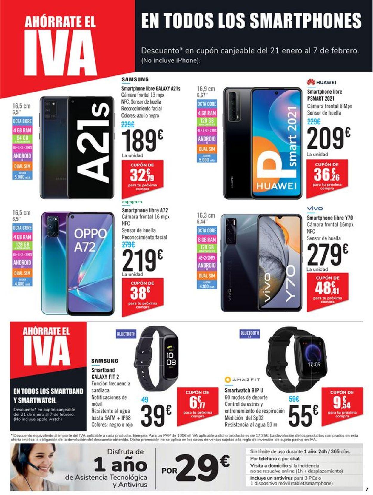 Carrefour Ahórrate el IVA 2021 Folleto - 08.01-20.01.2021 (Página 7)