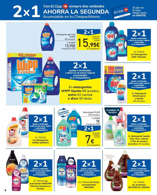 Carrefour 2x1 2021 Folleto - 15.01-27.01.2021 (Página 4)