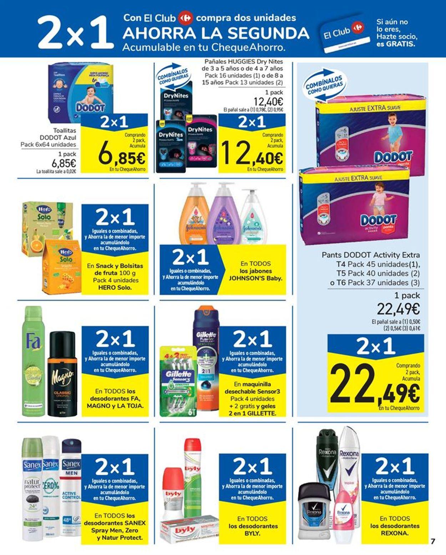 Carrefour 2x1 2021 Folleto - 15.01-27.01.2021 (Página 7)
