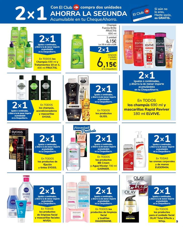 Carrefour 2x1 2021 Folleto - 15.01-27.01.2021 (Página 9)