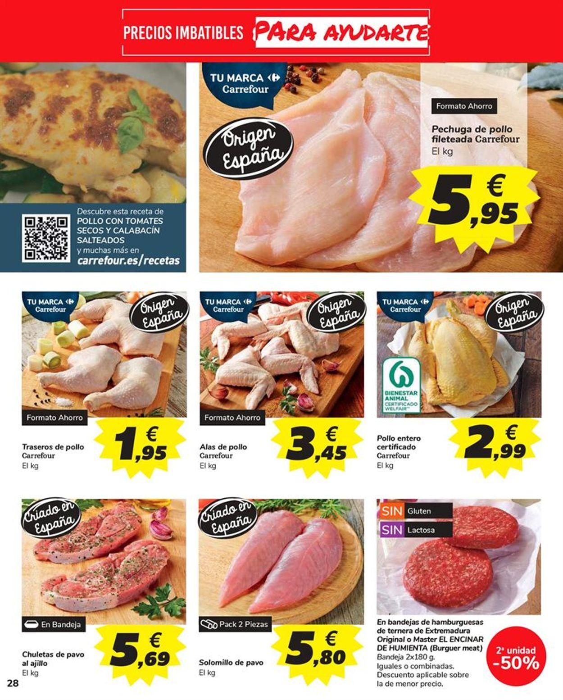 Carrefour 2x1 2021 Folleto - 15.01-27.01.2021 (Página 28)