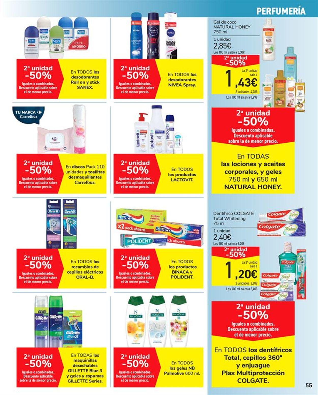 Carrefour 2x1 2021 Folleto - 15.01-27.01.2021 (Página 55)
