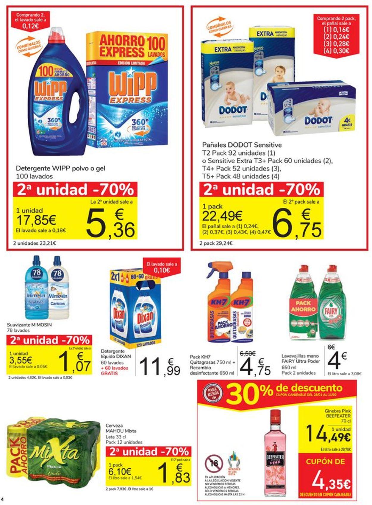 Carrefour Folleto - 21.01-27.01.2021 (Página 4)