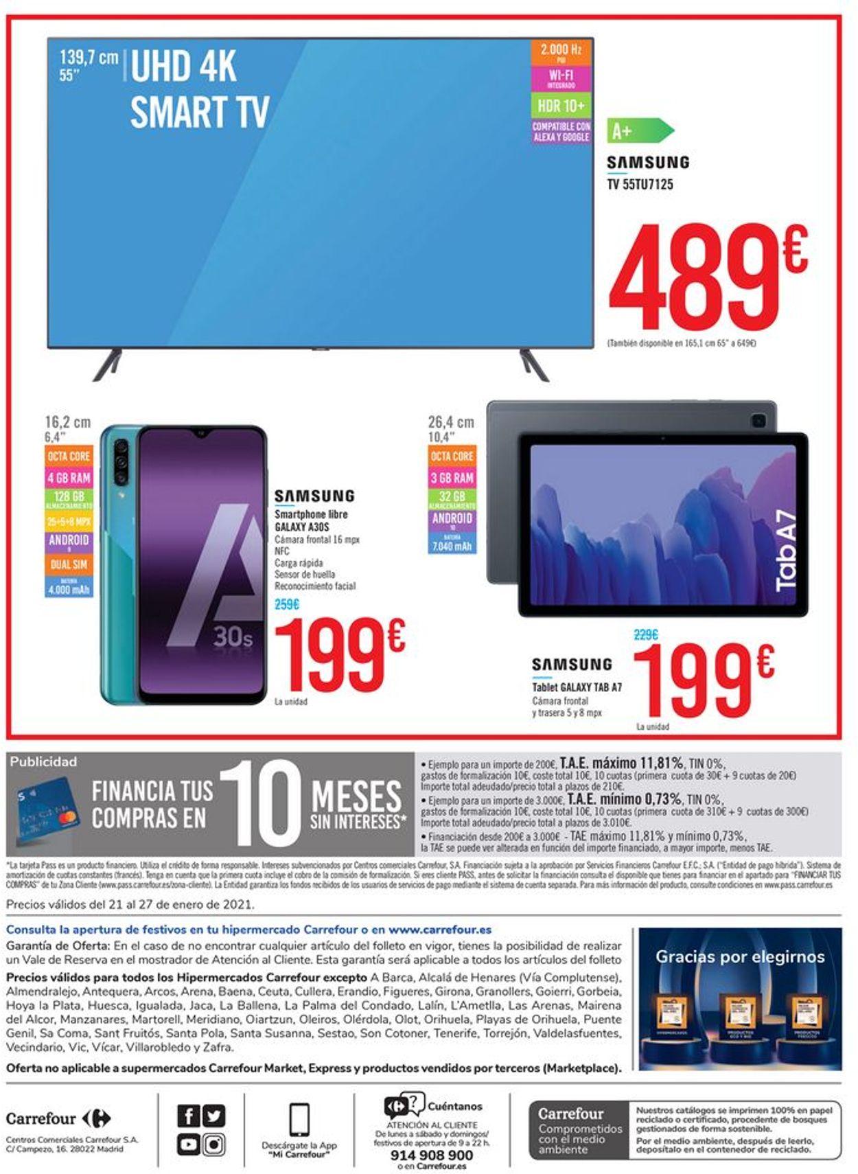 Carrefour Folleto - 21.01-27.01.2021 (Página 8)