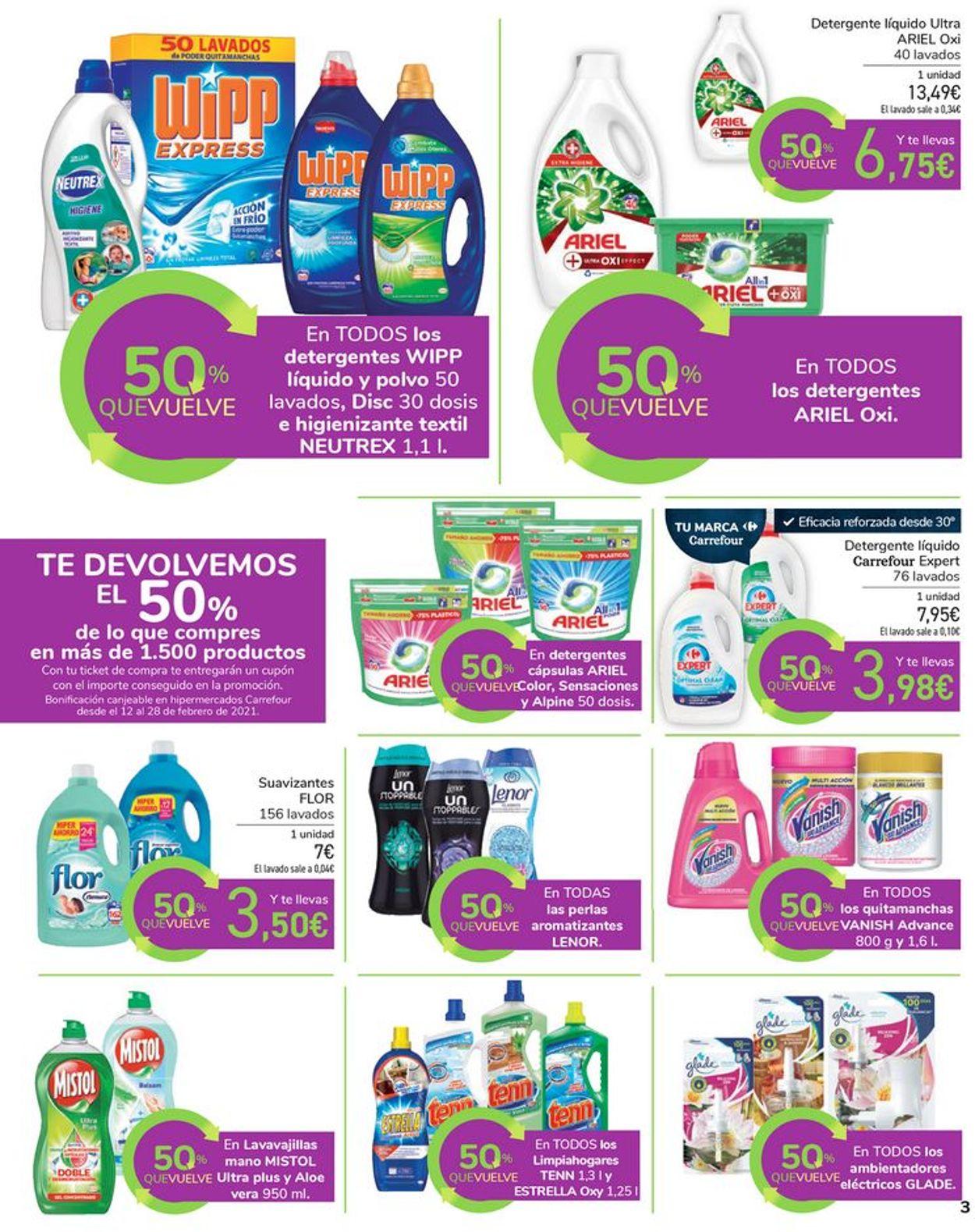 Carrefour Folleto - 28.01-11.02.2021 (Página 3)