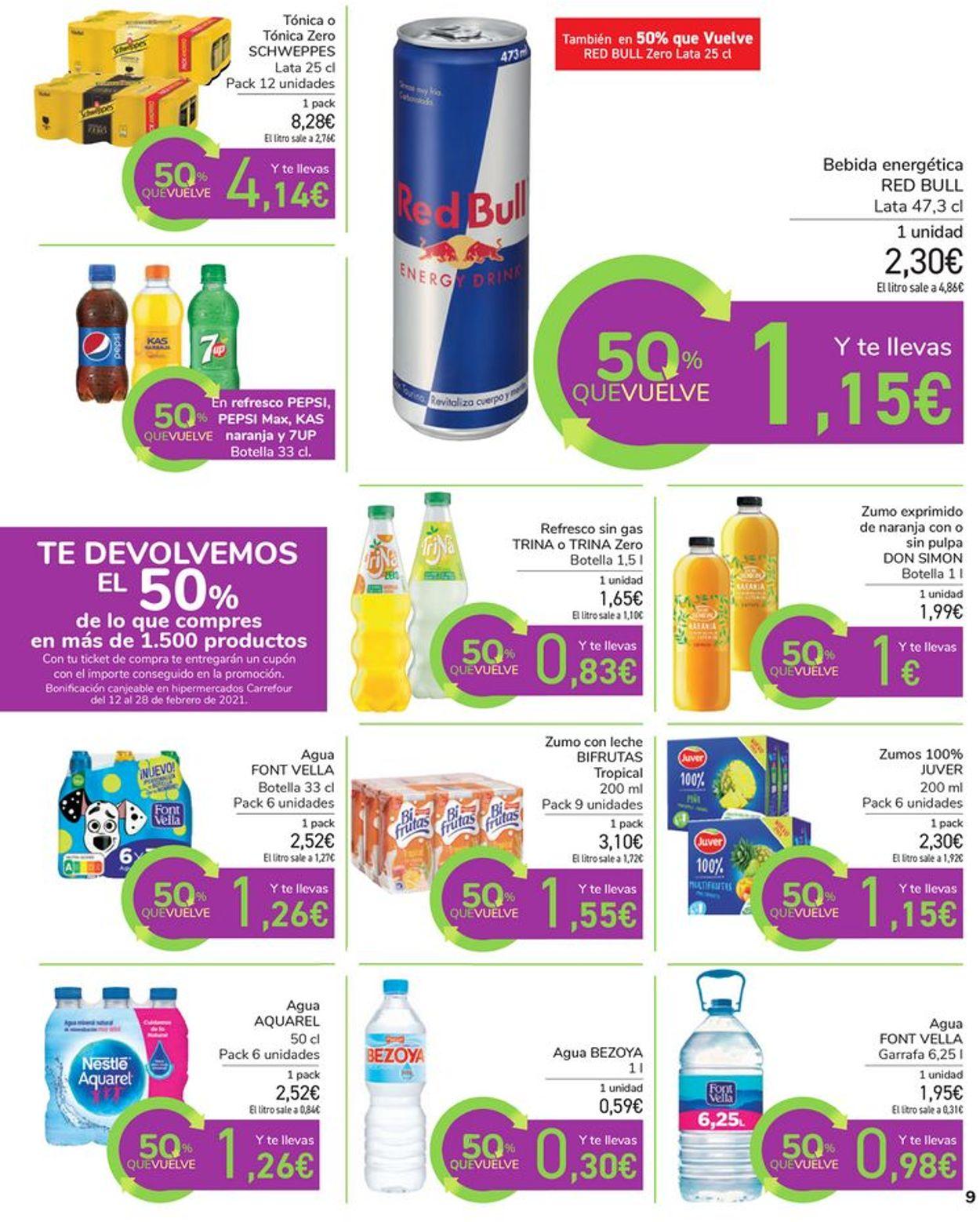 Carrefour Folleto - 28.01-11.02.2021 (Página 9)