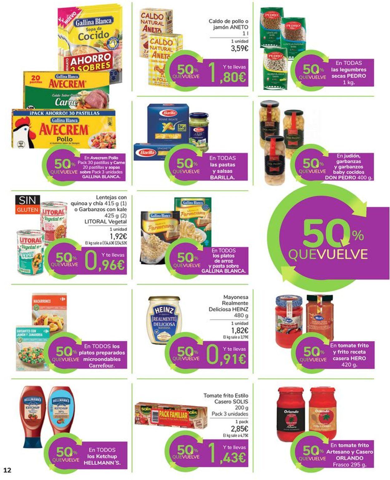 Carrefour Folleto - 28.01-11.02.2021 (Página 12)