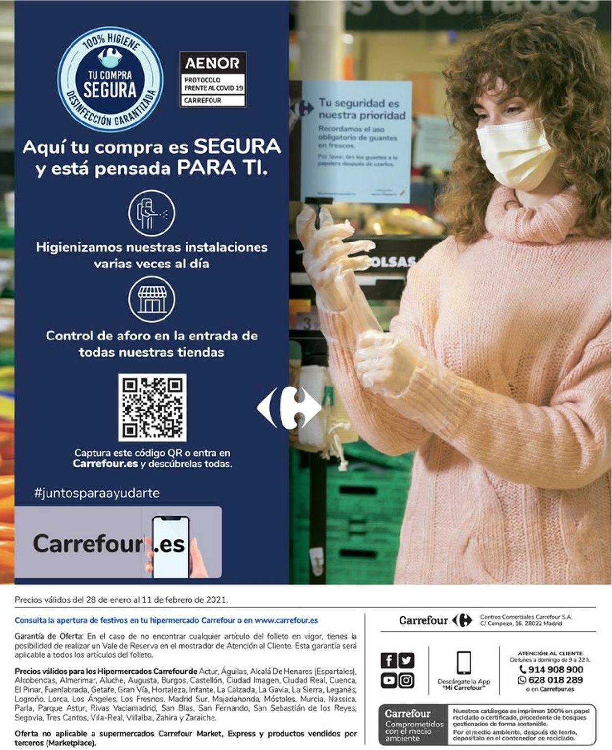 Carrefour Folleto - 28.01-11.02.2021 (Página 21)